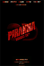Poster Piranha 3D  n. 17