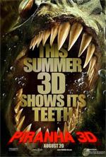 Poster Piranha 3D  n. 6