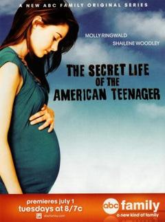 Locandina italiana La Vita Segreta di una Teenager Americana
