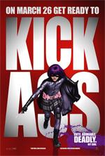 Poster Kick-Ass  n. 10