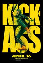 Poster Kick-Ass  n. 11