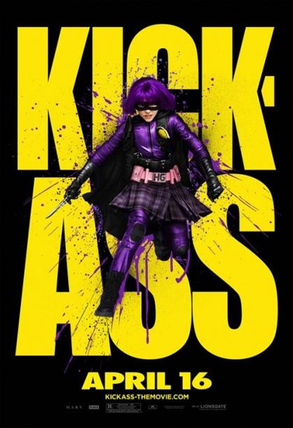 Poster Kick-Ass  n. 12