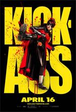 Poster Kick-Ass  n. 14