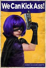 Poster Kick-Ass  n. 17
