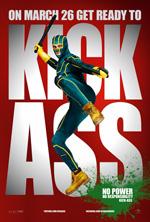 Poster Kick-Ass  n. 19