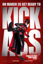 Poster Kick-Ass  n. 21