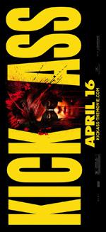 Poster Kick-Ass  n. 22