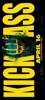 Poster Kick-Ass  n. 23