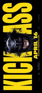 Poster Kick-Ass  n. 25