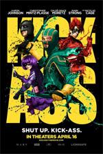 Poster Kick-Ass  n. 8