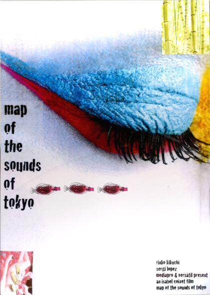 Locandina italiana Map of the Sounds of Tokyo
