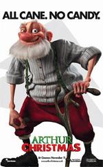Poster Il figlio di Babbo Natale 3D  n. 6