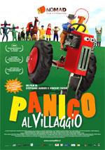 Trailer Panico al villaggio