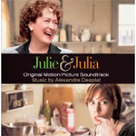 Cover CD Julie & Julia