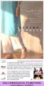 Trailer Giving Voice - La voce naturale