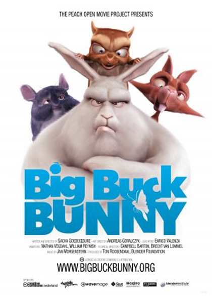 Trailer Big Buck Bunny