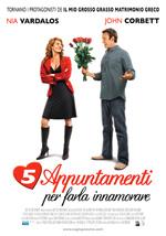 Poster 5 appuntamenti per farla innamorare  n. 0