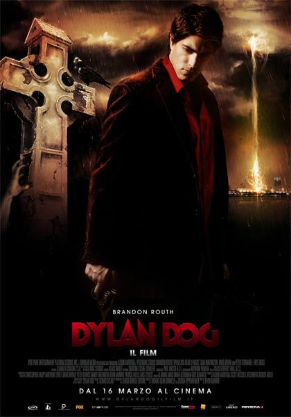 Locandina italiana Dylan Dog - Il Film