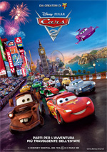 Poster Cars 2  n. 0