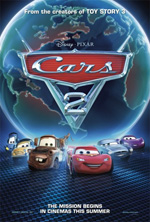 Poster Cars 2  n. 8