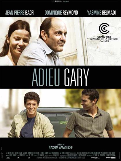 Locandina italiana Adieu Gary Cooper