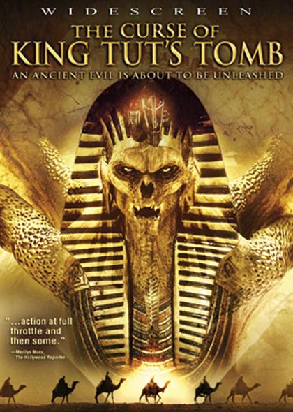 la maledizione di tutankamon serie tv 2006. Black Bedroom Furniture Sets. Home Design Ideas