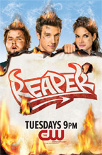 Poster Reaper - Stagione 2  n. 0