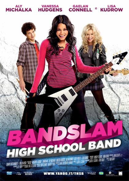 Locandina italiana Bandslam - High School Band