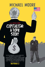 Poster Capitalism: A Love Story  n. 1