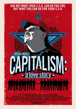 Poster Capitalism: A Love Story  n. 2