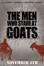 Poster L'uomo che fissa le capre  n. 1