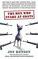 Poster L'uomo che fissa le capre  n. 2