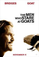 Poster L'uomo che fissa le capre  n. 5