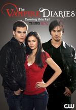 Poster The Vampire Diaries  n. 0