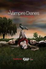 Poster The Vampire Diaries  n. 1