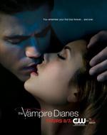 Poster The Vampire Diaries  n. 2