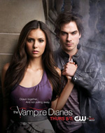 Poster The Vampire Diaries  n. 3