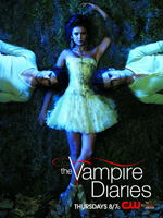 Poster The Vampire Diaries  n. 5