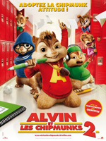 Poster Alvin Superstar 2  n. 7