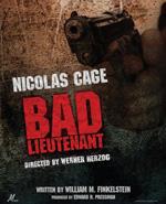 Poster Il cattivo tenente - Ultima chiamata New Orleans  n. 2