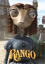 Poster Rango  n. 12