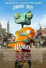 Poster Rango  n. 2