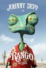 Poster Rango  n. 3