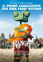 Poster Rango  n. 4