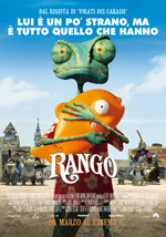 Poster Rango  n. 5