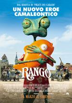 Poster Rango  n. 6