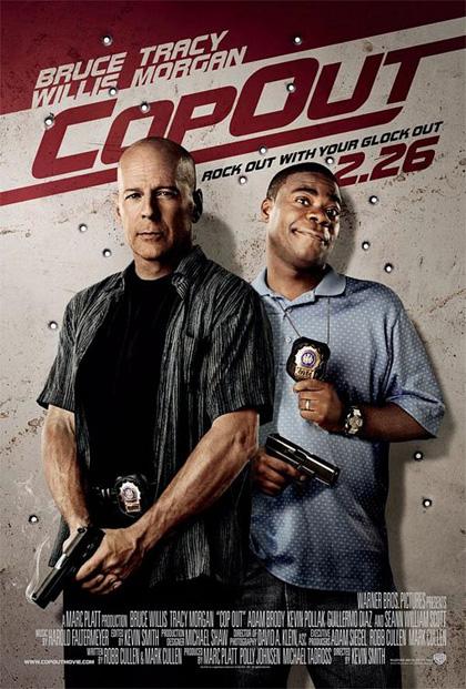 Poster Poliziotti fuori - Due sbirri a piede libero