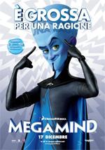 Poster Megamind  n. 1