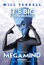 Poster Megamind  n. 10