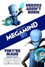 Poster Megamind  n. 11